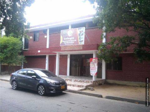 se vende colegio en rioacha 40 anos de tradicion