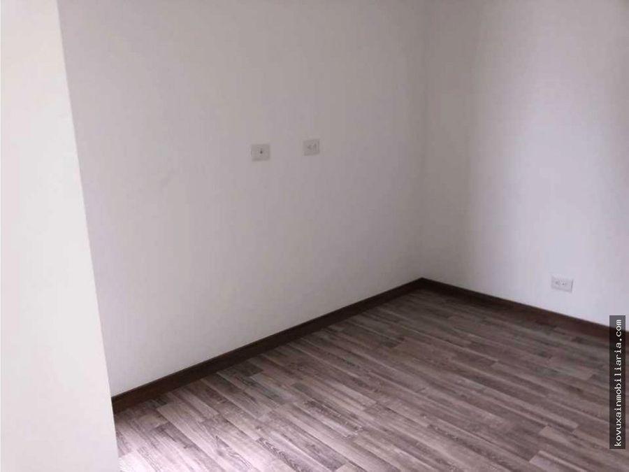 se vende exclusivo apartamento en cajica