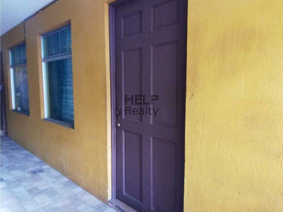 se vende edificio de apartamentos en desamparados