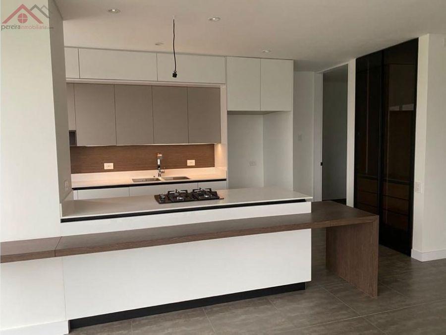se vende espectacular apartamento nuevo