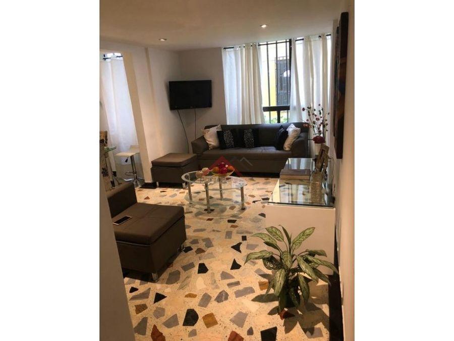 se vende espectacular apartamento en belmonte
