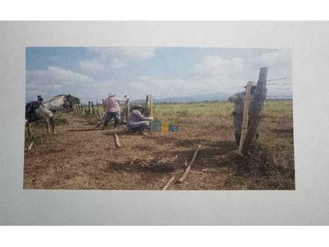 se vende hacienda agricola ganadera