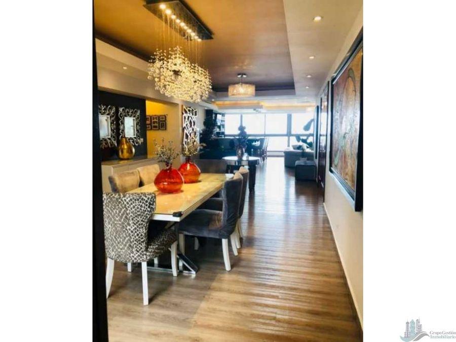 se vende hermoso apartamento ph sanfrancisco bay 400 vista al mar