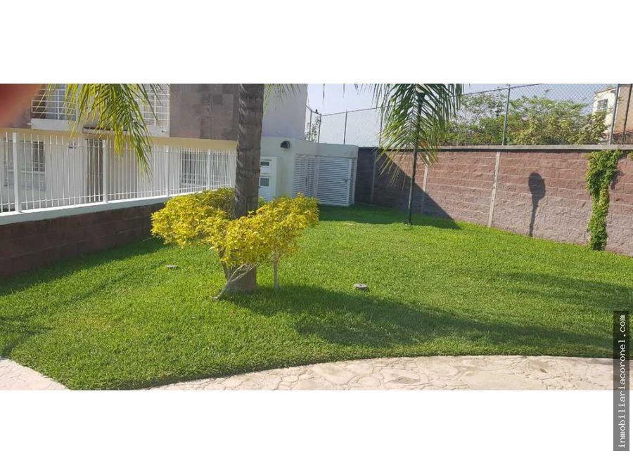 se vende hermosa casa en laureles xochitepec