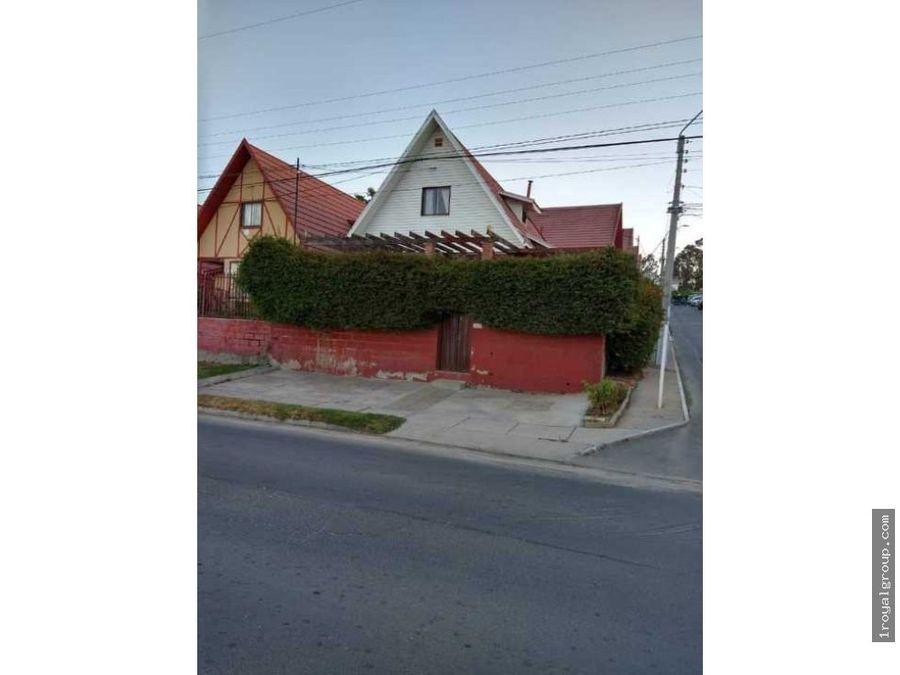 se vende hermosa casa en sector residencial quilpue