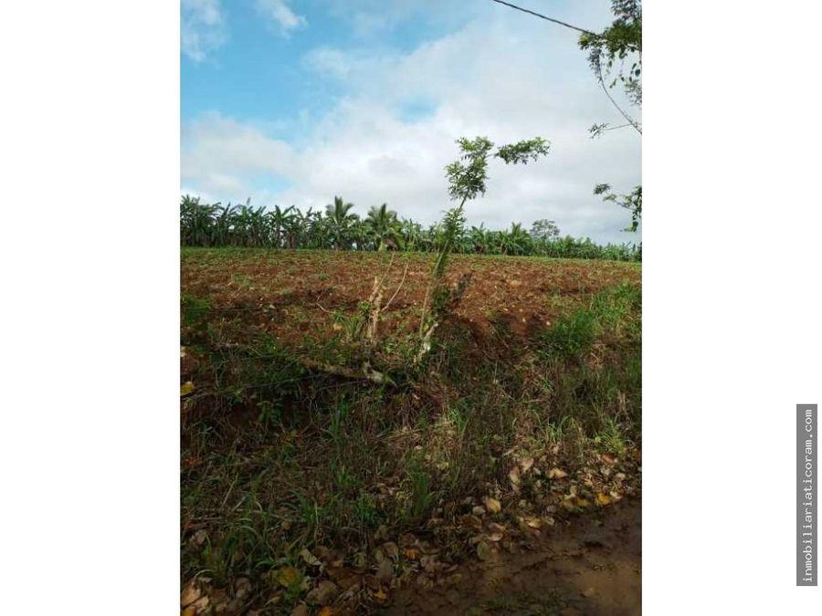 se vende hermosa propiedad en kathira de guatuso