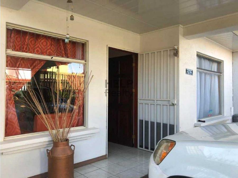 se vende linda casa en la guacima alajuela
