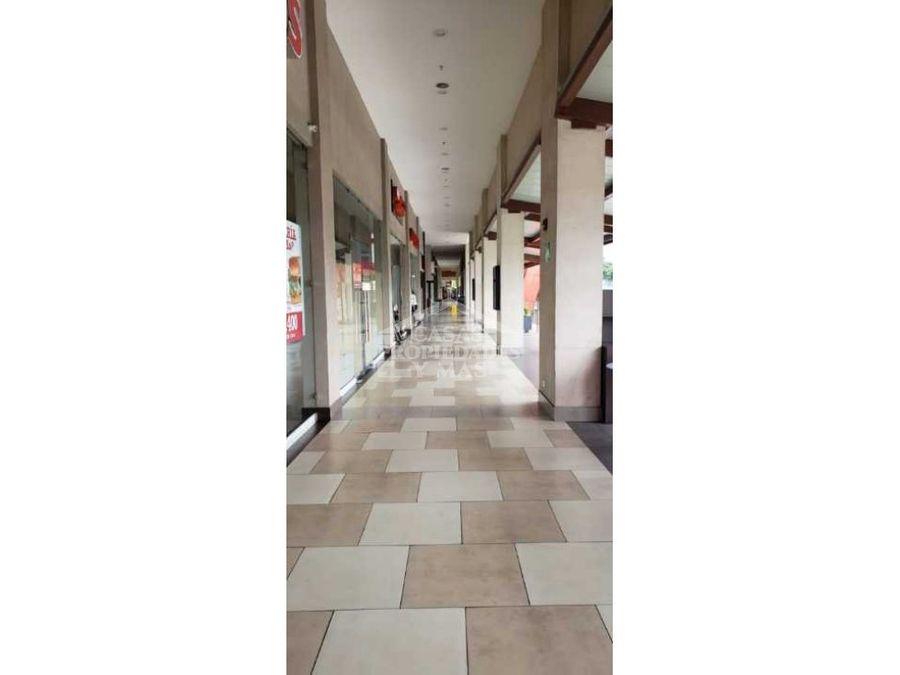 se vende local comercial de 129 m2 en cronos plaza