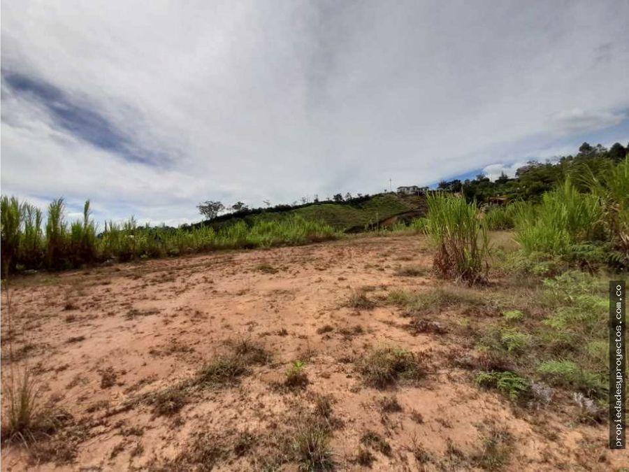 se vende lote en rionegro sector los pinos
