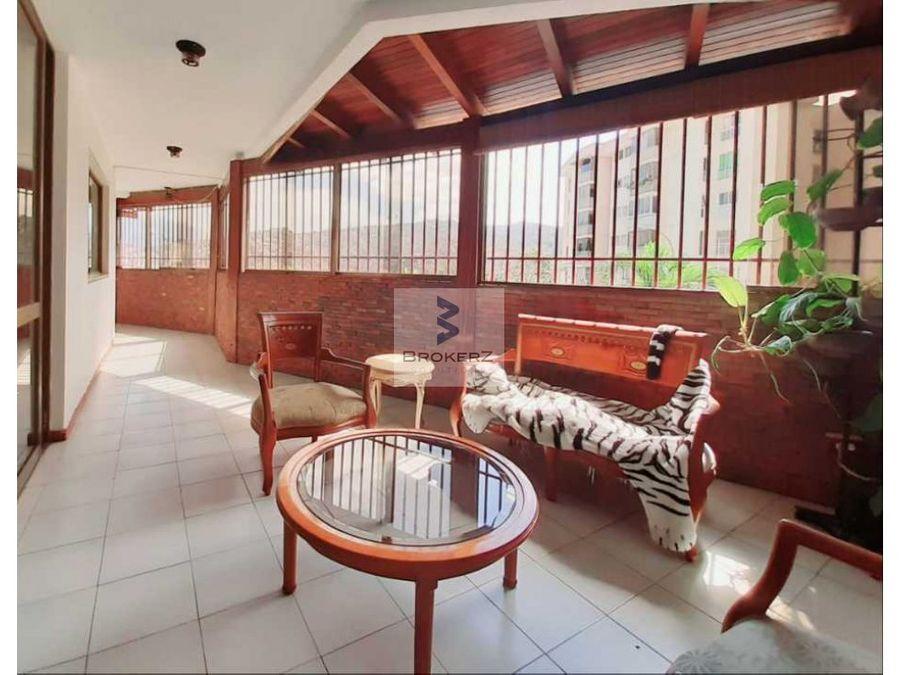 venta apartamento212m2 4h 4b 4e terraza macaracuay sucre