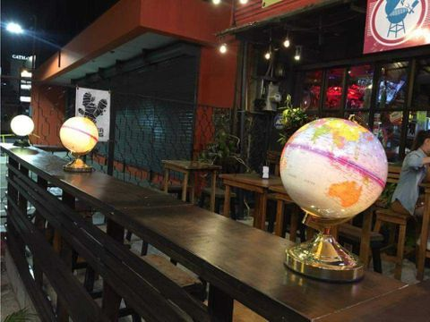 se vende restaurante en san pedro