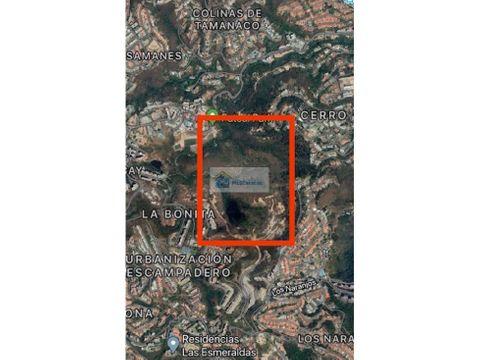 se vende terreno 6657m2 los samanes