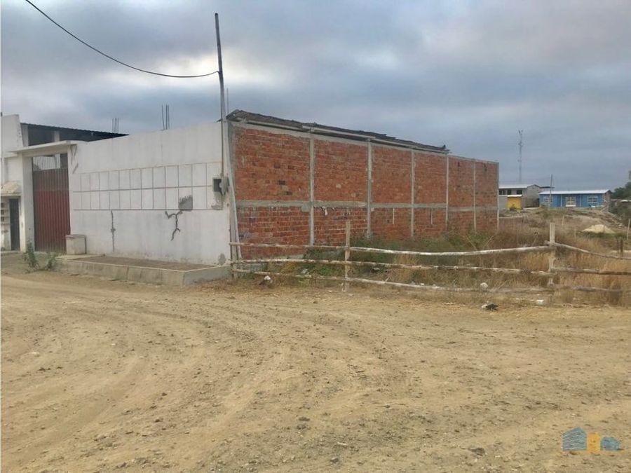 se vende terreno sector los gavilanes