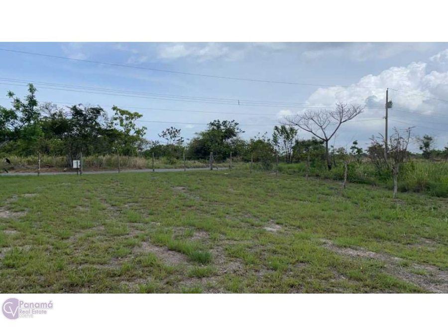 se vende terreno titulado de 1387mt2 san carlos