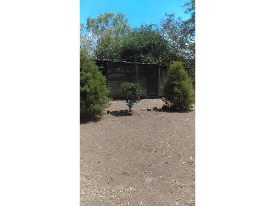 se vende terreno ubicado en matagalpa