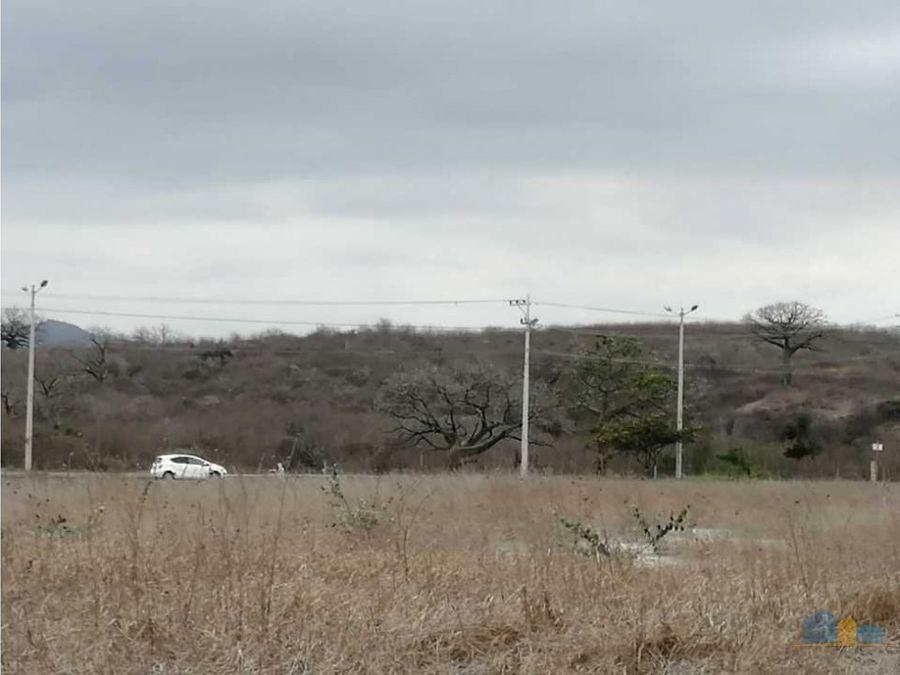 se venden 4 hectareas para proyecto inmobiliario