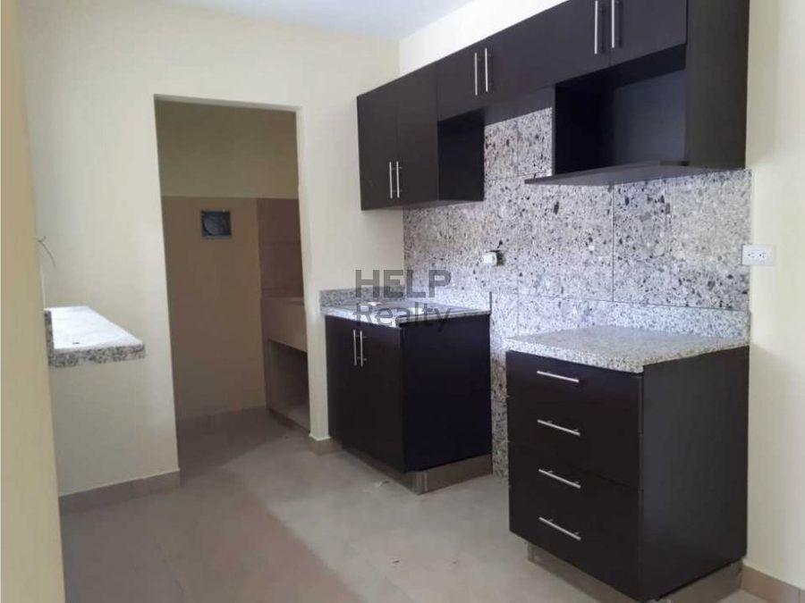 se venden apartamentos nuevos en santo domingo