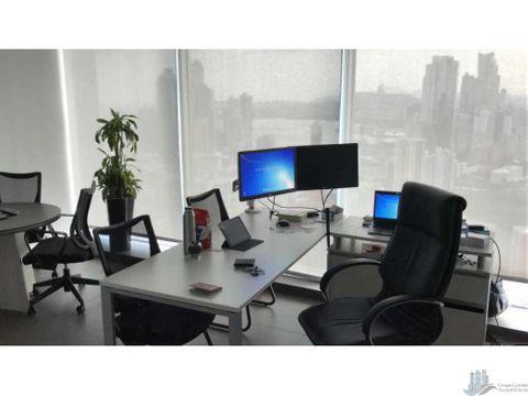se vende oficinas en torre oceanian 262 m2