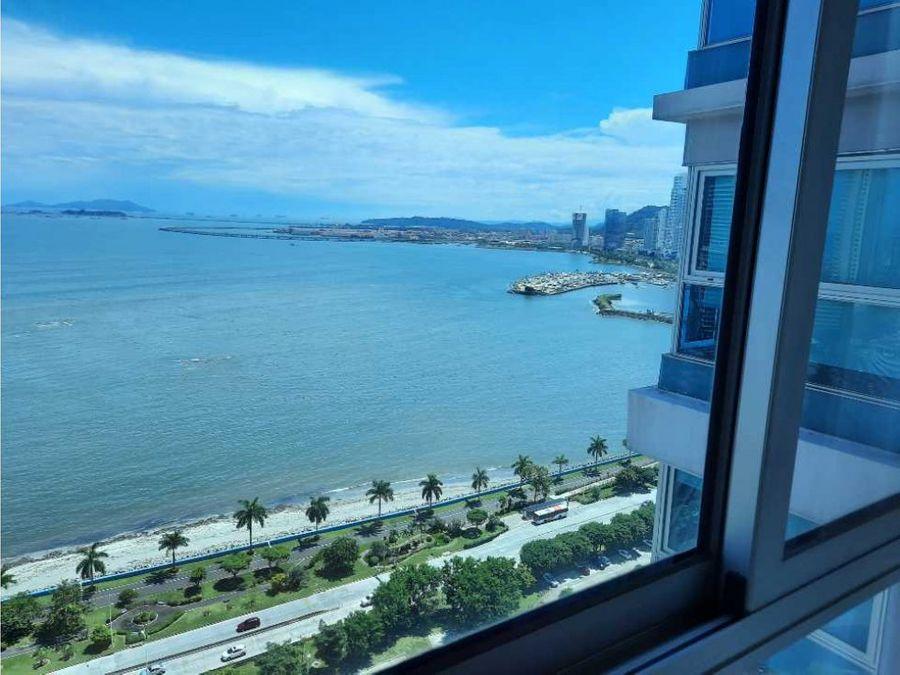 sea confiable vende ph grand bay vista al mar piso alto