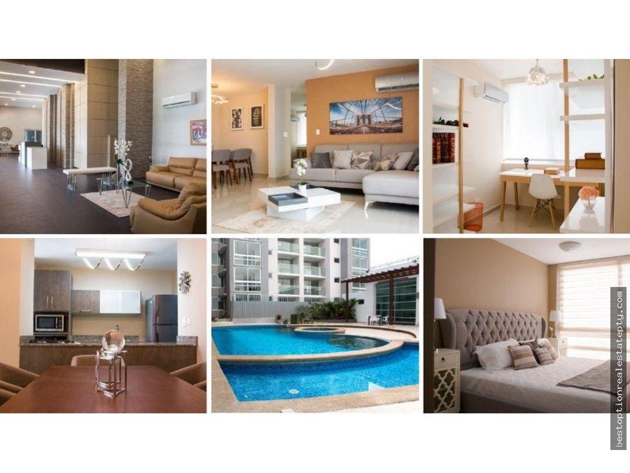 venta apartamentos en ph pijao costa del este