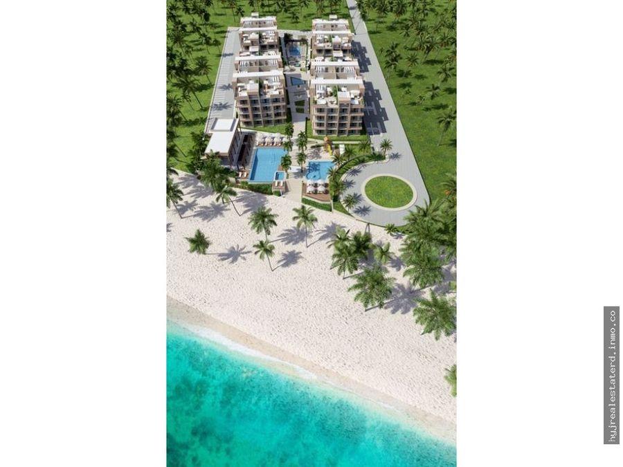 tu apartamento frente a la playa