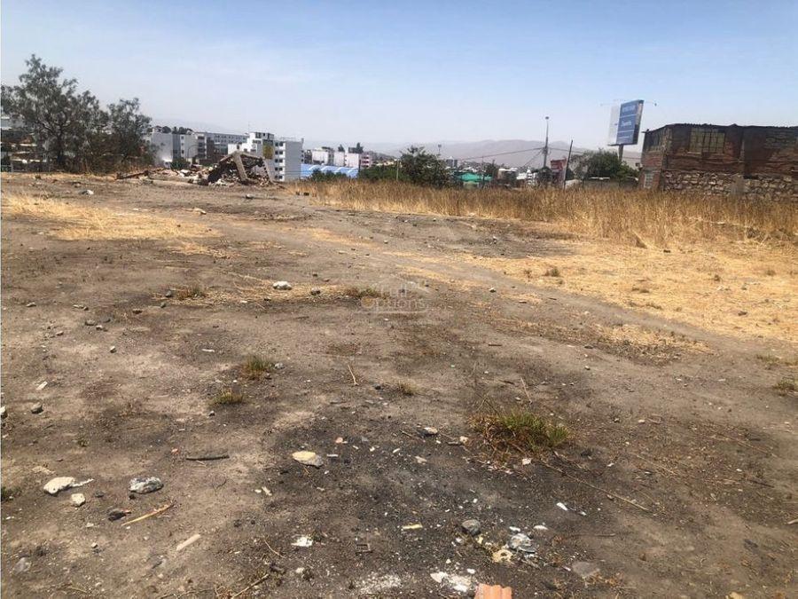 terreno comercial residencial vista panoramica