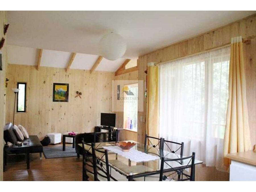 precio rebajado dos casas los cipreses pucon