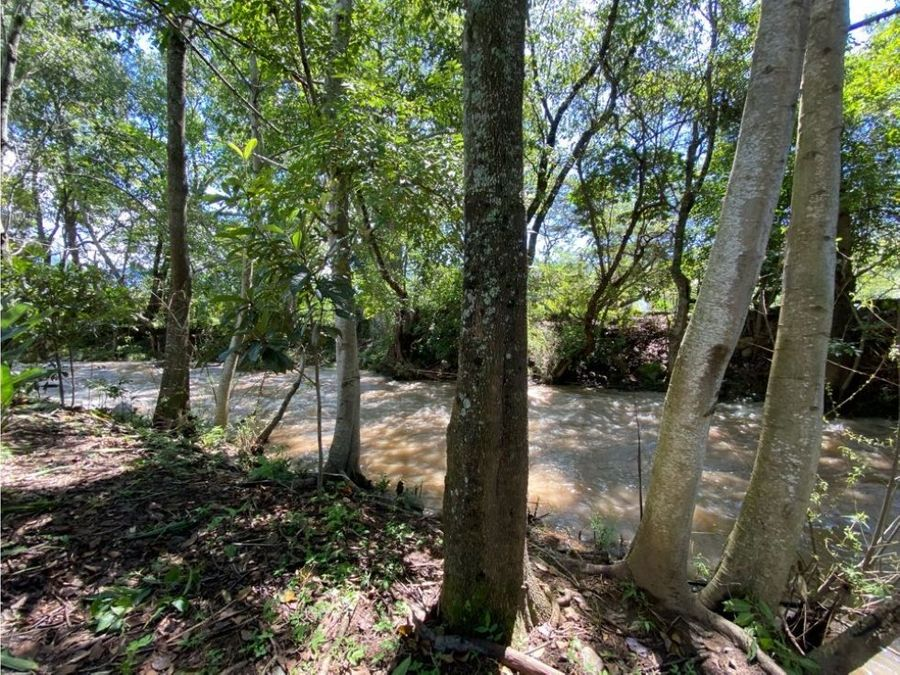 terreno con rio en tiloxtoc iii
