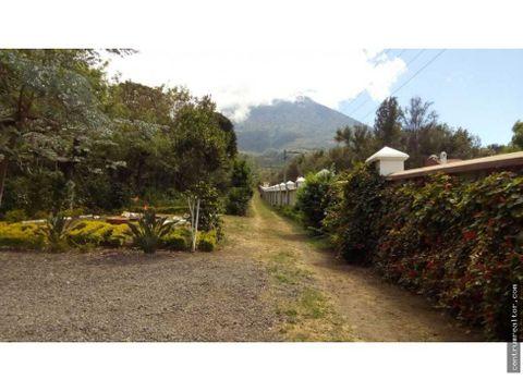 terreno cerca de antigua gardens