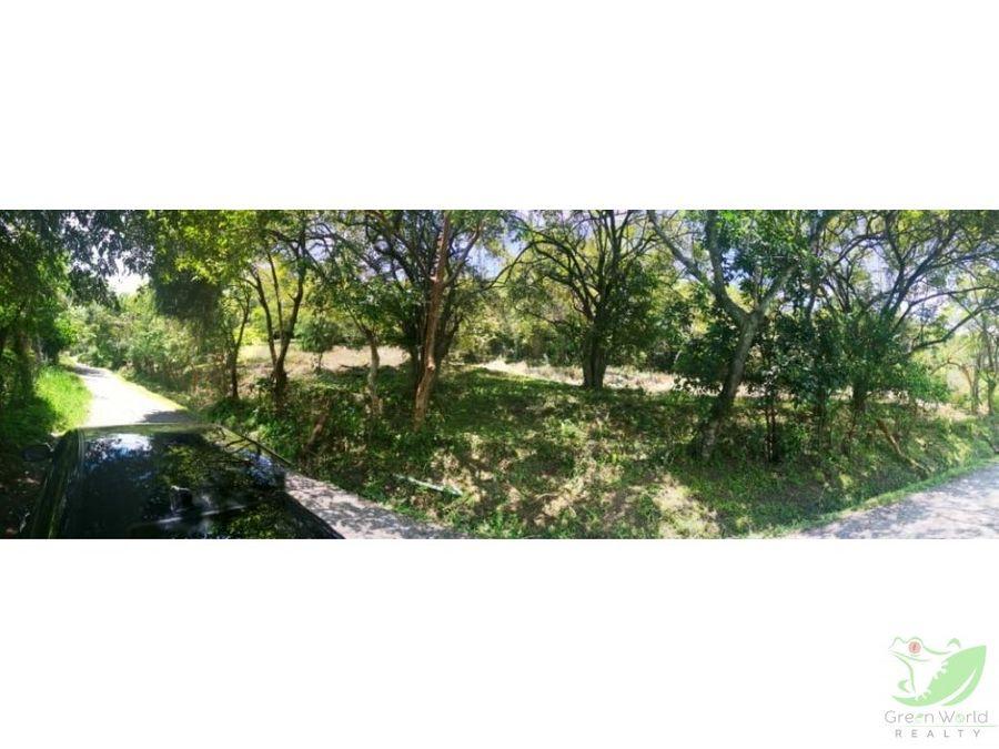 se vende terreno en bello horizonte escazu