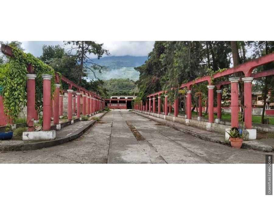 terreno en alquiler antigua guatemala 1