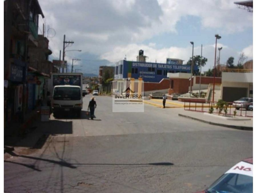 terreno en alquiler en san marcos cerca terminal de buses