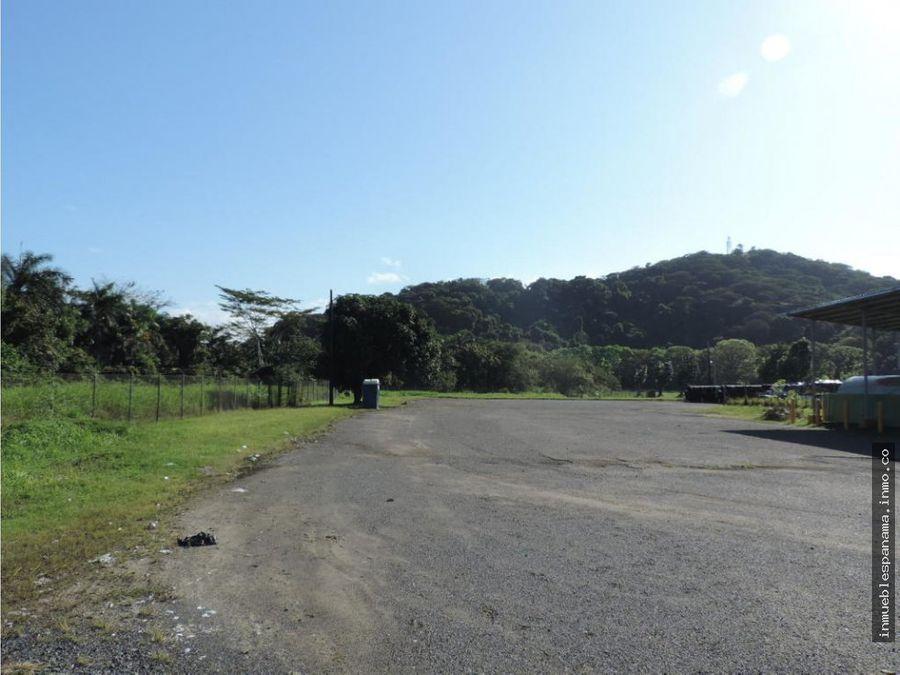 terreno en arrendar cocoli rah pa 20 2183