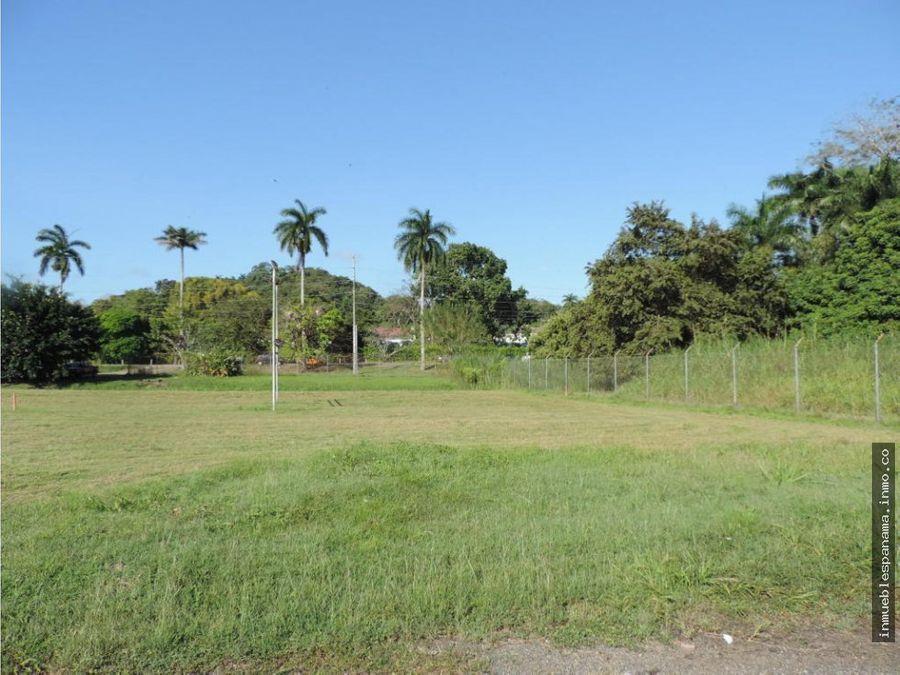 terreno en arrendar cocoli rah pa 20 2186