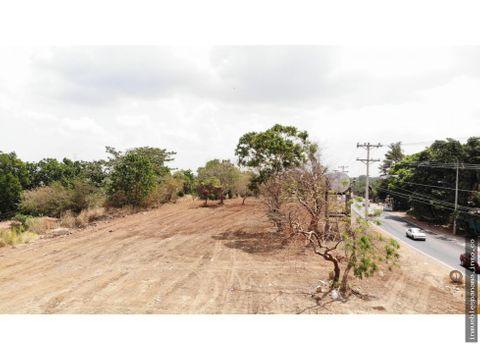terreno en arrendar tocumen rah pa 20 4949