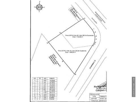 terreno en renta sobre blvd vh zona 15 1