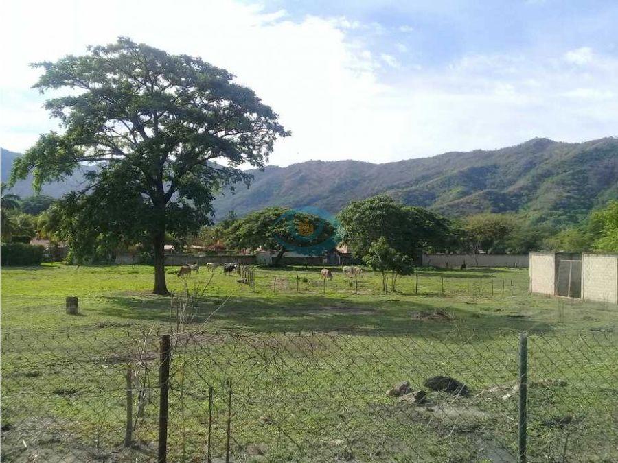 terreno en valles de paya turmero edo aragua