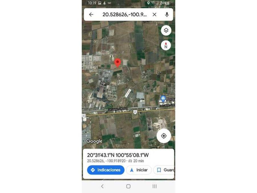 terreno en venta 13 hectareas torrecillas gto