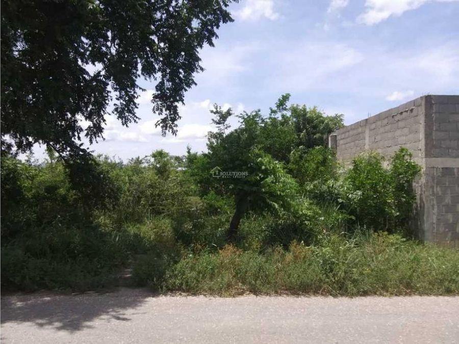 terreno en venta carretera vieja de yaritagua jessica medina sot 010