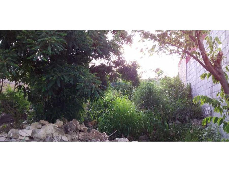 terreno en venta en berriozabal de hermoso clima