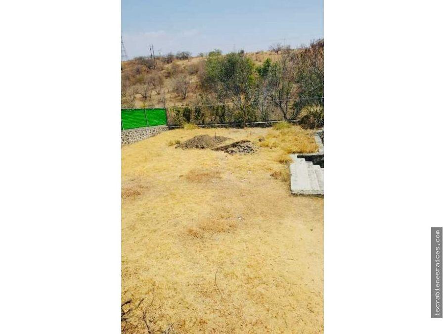 terreno en venta en lomas de cocoyoc