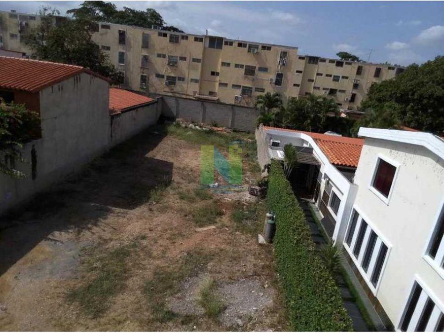 terreno en venta en la segoviana barquisimeto