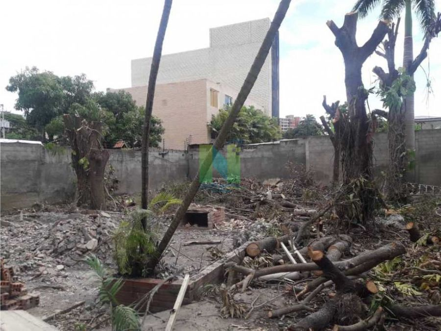 terreno en venta en nueva segovia barquisimeto