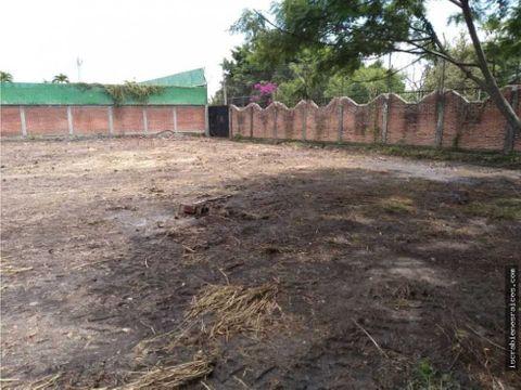 terreno en venta en rancho nuevo yautepec