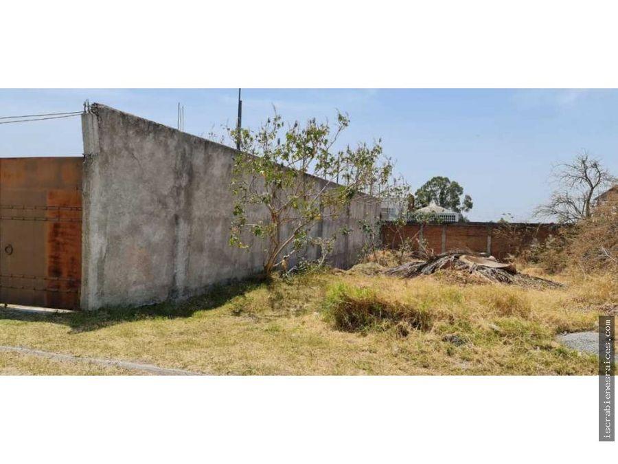 terreno en venta en real de oaxtepec