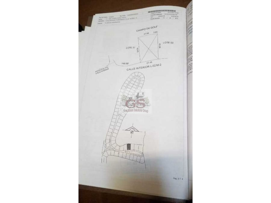 terreno en venta el molino residencial golf leon gto