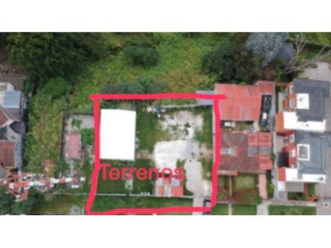 terreno en venta g3 zona 15 colonia el maestro
