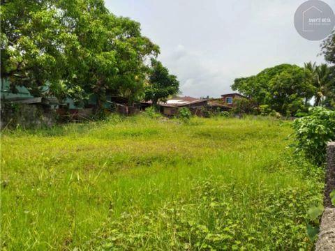 terreno en venta izabal puerto barrios inversion