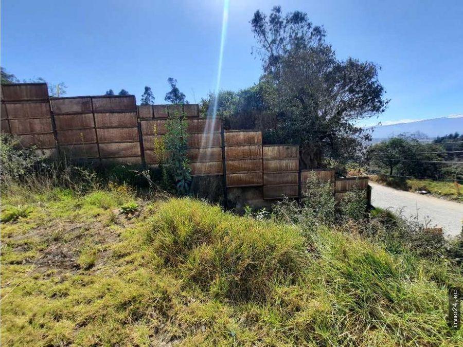 terreno en venta sector carcelen alto mastodontes