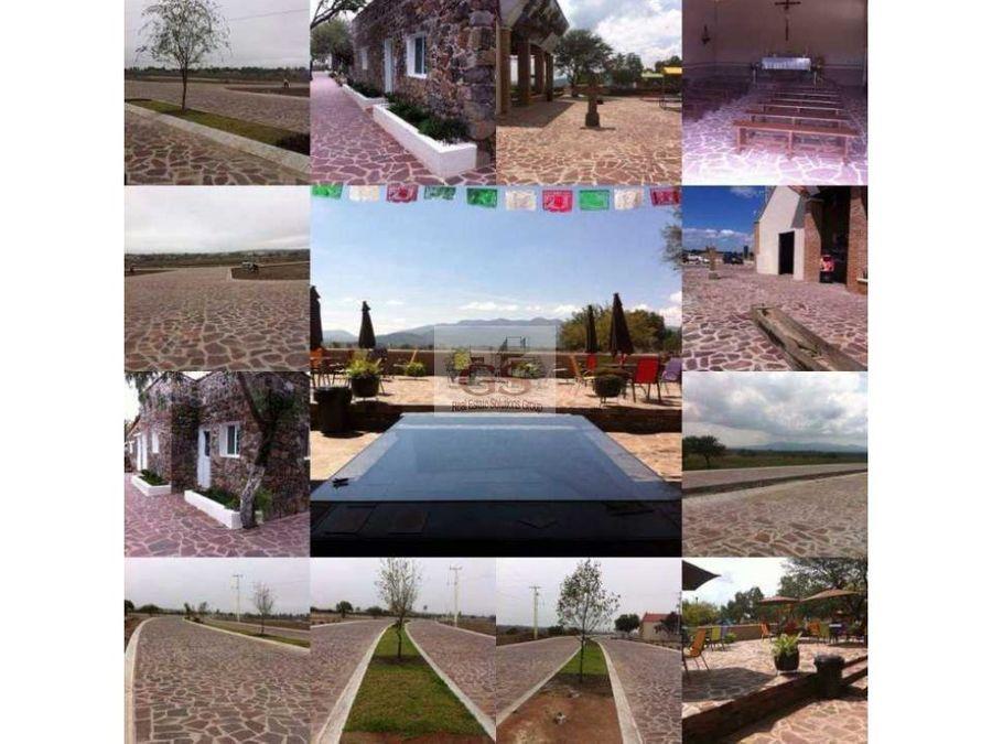 terreno en venta quinta real de santas marias sma